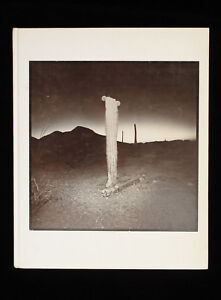 RICHARD MISRACH SIGNED 1979 Grapestake Photography Book Parr