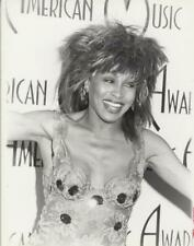 TINA TURNER-ORIGINAL PHOTO-CANDID-SCOTT DOWNIE STAMP-LA SHRINE