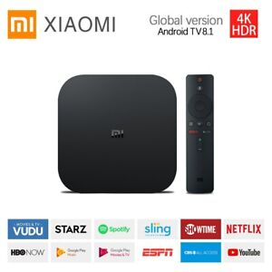 xiaomi mi TV box s / stick ultra HD wifi