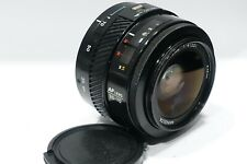 Minolta Dynax AF 35-70mm f4 lens, Macro, fits Sony Alpha SLR/SLT A mount camera