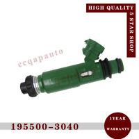 Denso OE# 195500-3040 Fuel Injector Nozzle for 1997 Mazda Protege Kia Sephia 1.8