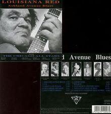 LOUISIANA RED ashland avenue blues (1992)
