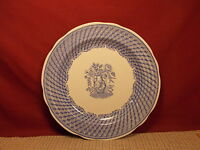 Spode China Blue Room Collection Portland Vase Dinner PLate 10 1/2""