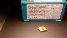 INGERSOLL CARBIDE INSERTS BOX OF 10 BDE323R34 GRADE 301  NEW BALL MILL