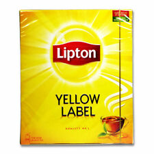 Lipton Yellow Label Tea 100bags, Turkish Black Tea, High Quality, Free Postage