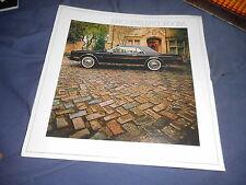 1981 Chrysler Cordoba Color Brochure Catalog Prospekt