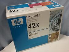 Genuine HP Toner Cartridge 42X   Q5942X   **Un-Opened Box** NEW