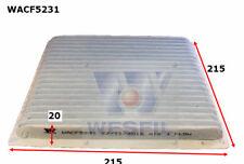 WESFIL CABIN FILTER FOR Toyota Landcruiser Prado 2.7L 2003-2004 WACF5231