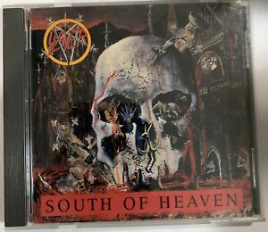 Slayer - South Of Heaven CD 1988 Def Jam Recordings - 9 24203-2  1st Press