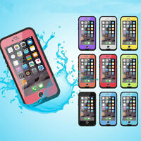 Coque iPhone waterproof résistante a l'eau antichoc 5 / 6 / 6 plus / 7 / 7 plus