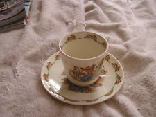 Vintage Bunnykins Cup and Saucer