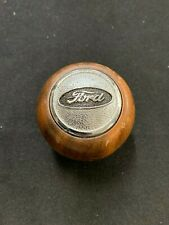 NOS Vintage Ford Wooden Shift Knob Cal Custom CLASSIC Mustang Fastback GT