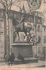 NANCY 37 square lafayette statue de jeanne d'arc par Frémiet timbrée 1909