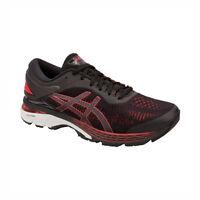 Asics GEL-Kayano 25 2E [1011A029-004] Men Running Shoes Black/Classic Red
