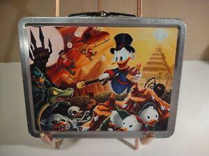DuckTales NES Lunch Box Pail Only 1/150 Timewalk Gold Super Rare NINTENDO