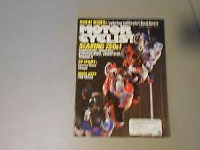 AUGUST 1988 MOTORCYCLIST MAGAZINE,750S HONDA VFR,SUZUKI GSXR,YAMAHA FZ,KAWA NINJ
