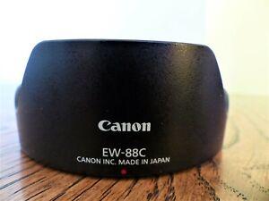 Canon EW-88C Lens Hood, 88 mm diam. , perfect condition