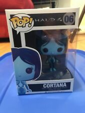 Funko Pop! Halo 4 Cortana Vinyl Figure #06 in Box VAULTED RETIRED
