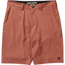 Billabong Crossfire X Short (32) Red Clay