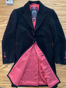 Doctor Who 12th Doctor Abbyshot Coat XS