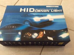 H4 8000K Headlight Kit 35watt Paid 135