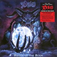 Dio - Master of the Moon - New 2CD Mediabook