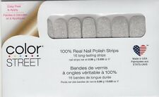 COLOR STREET Nail Strips Home Sleet Home 100% Nail Polish Strips - USA Made!