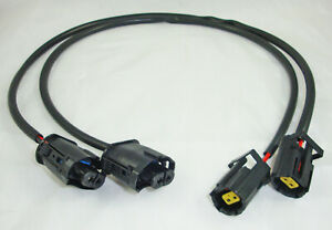 Discovery 2 TD5 & V8 Pre-Facelift to Facelift Front Fog Lamps Adaptor Harnesses