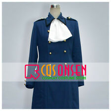 Cosonsen APH Axis Powers Hetalia Austria Roderich Edelstein Cosplay Costume Blue