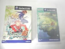 """Game """"Tales of Symphonia"""" Nintendo GameCube Free Shipping from Japan 0014"""
