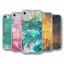 Para iPhone 7 & 8 Silicona Funda Cubierta Abstracto Colección 5