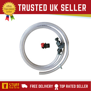 Bag In Box BIB Connector With 2m Of 12.5mm ID Food  Grade Line/Hand Beer Pump