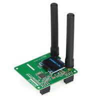 2020 Duplex MMDVM Hotspot Support P25 DMR YSF NXDN for Raspberry Pi + OLED