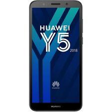 Huawei Y5 2018 Dual-SIM 16GB Schwarz Android Smartphone