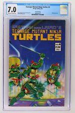 Teenage Mutant Ninja Turtles #4 - Mirage Studios 1987 CGC 7.0 - 2nd Print!
