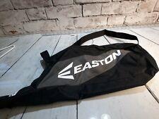 Easton Baseball Softball Bat Equipment Carrying Bag Black Grey