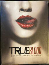 TRUE BLOOD The Complete First Season 1 DVD 5-Disc Set HBO Vampires