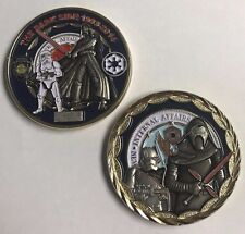 NYPD IAB Star Wars Dark Side Darth Vader Kylo Ren Stormtroopers Captain Phasma