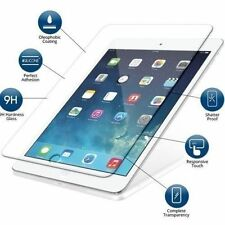 Genuine Premium Tempered Glass Film Screen Protector For Apple ipad 1/ 2 / 3 / 4