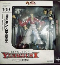 Rurouni Kenshin Revoltech Super Poseable Action Figure #109 Himura Kenshin Japan
