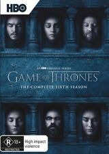 Game Of Thrones : Season 6 : NEW DVD