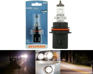 Sylvania Basic 9004 HB1 65/45W One Bulb Head Light High Low Beam Replace Stock