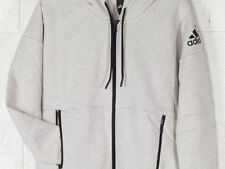 Adidas Stadio Felpa con cappuccio Pullover Sweatshirt Giacca sportiva L