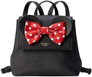 Kate Spade Minnie Mouse Small Neema Leather Backpack NWT