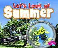 Let's Look at Summer (Investigate the Seasons)-ExLibrary