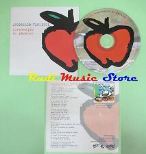 CD singolo ANTONELLO VENDITTI bienvenido al paraiso 1996 SPAIN CARDSLEEVE (S17*)
