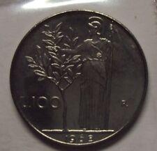 ITALIA REPUBBLICA 1968-2001 SERIE COMPLETA 100 LIRE DA DIVISIONALE ZECCA FDC