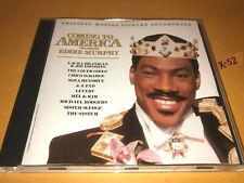 COMING TO AMERICA soundtrack CD Levert JJ Fad Sister Sledge Laura Branigan ATCO