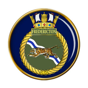 HMCS Fredericton, Royal Canadian Navy Pin Badge