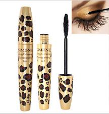 Black 3D Fiber Eyelash Makeup Mascara Extension Curling Thick Waterproof Fashion
